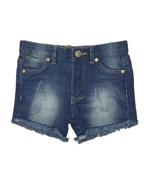 DistressedDenimShorts