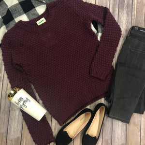 Cozy Up Knit Sweater