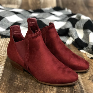 Rider-Short Ankle Boot