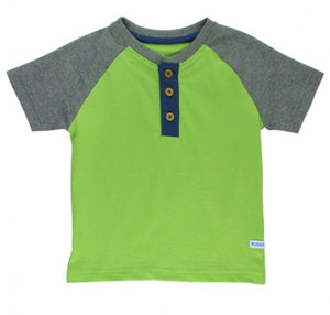 Green Henley