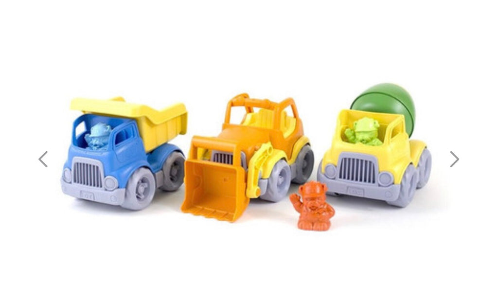 Construction Truck 3-Pack