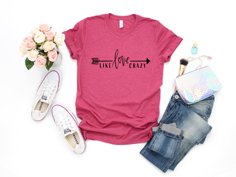 Love Like Crazy Tee