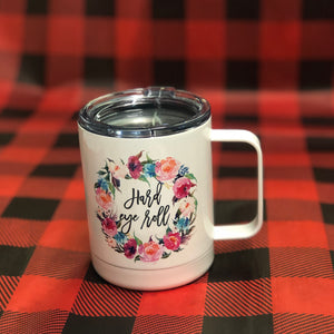 Hard Eye Roll-Mug