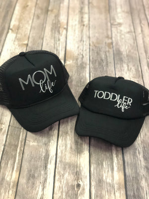 Mom/Toddler Life Set-Trucker Hats