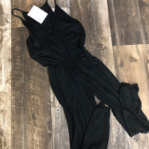 Front Crossover Romper