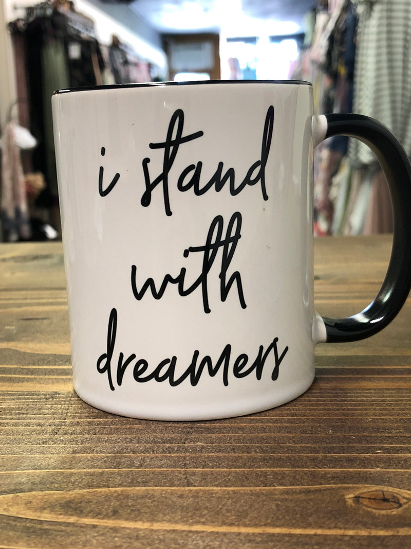 Stand with Dreamers Mug