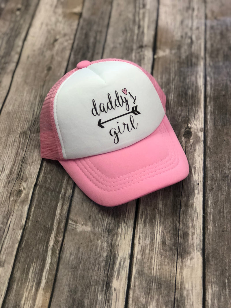 Daddy's Girl Trucker Hat