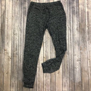 Speckled Drawstring Sweatpants