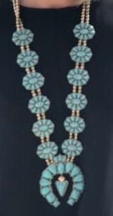 Danielle Turquoise Necklace