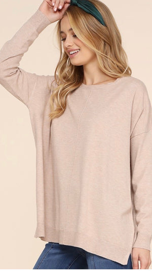 Wrapped in Softness Sweater