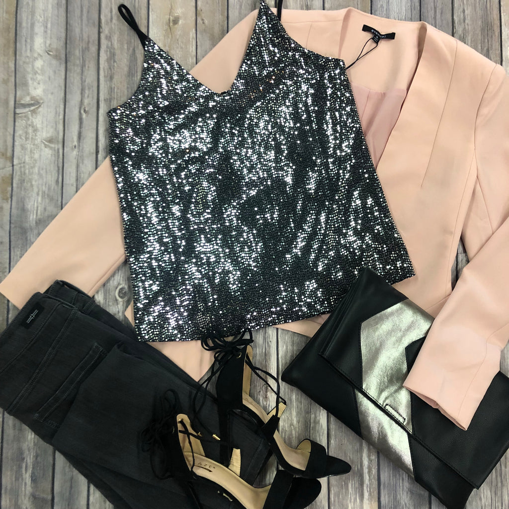 Sparkle and Shine Tank