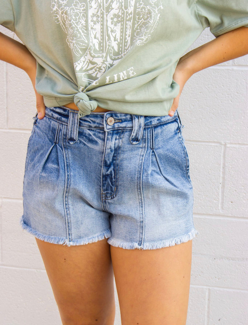 Jasper Ultra High Rise Shorts