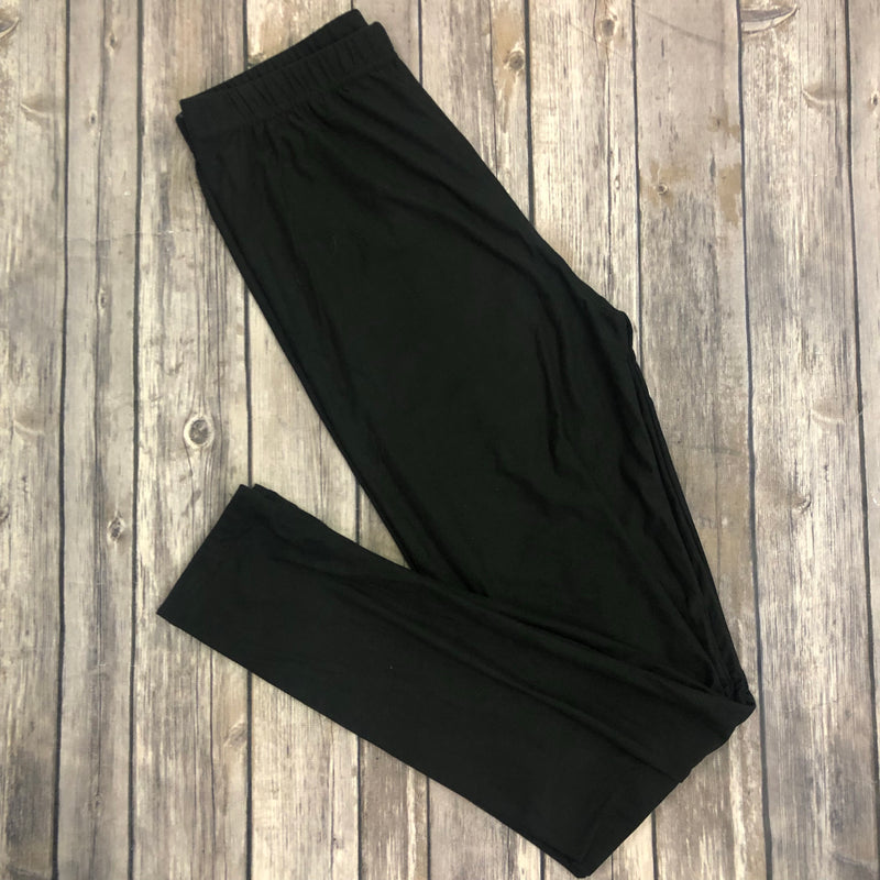 Butter Soft Leggings-Plus