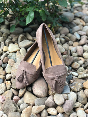 Tassel Loafer Flat