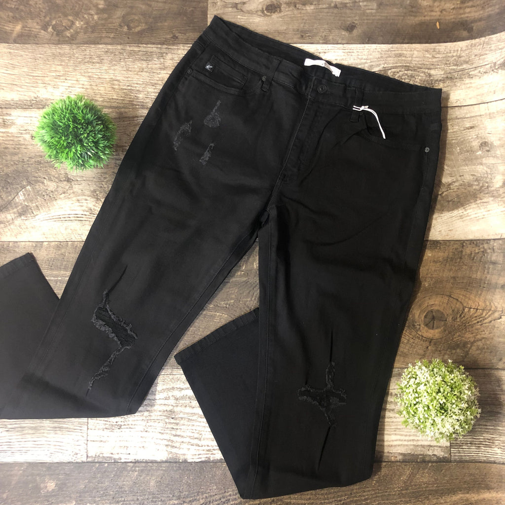 KanCan Chanel Black Jeans