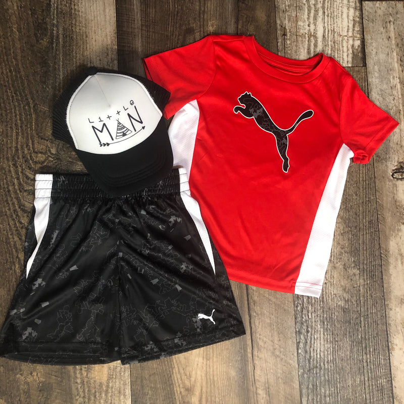 Puma Short Set Boys
