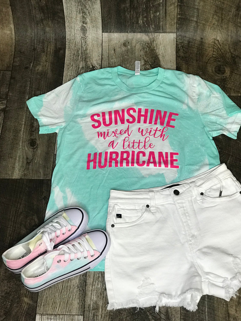 Sunshine mixed Hurricane