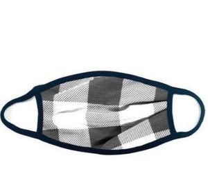 Buffalo Plaid Adult Mask