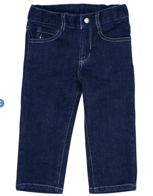 Rugged Butts Dark Blue Slim Jeans