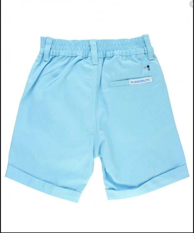 Chino Shorts Sky Blue- Rugged Butts