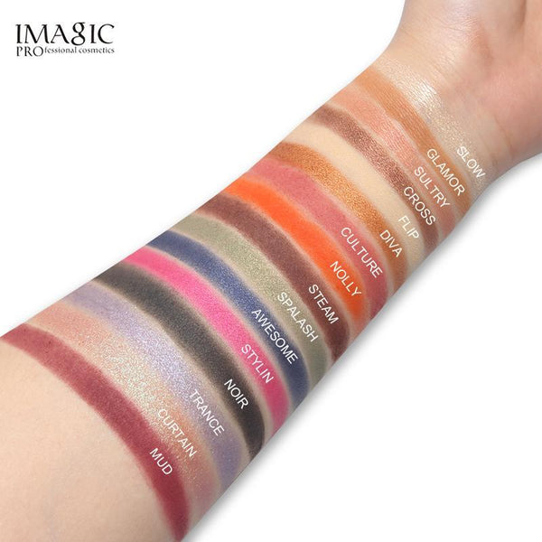 LD Pretty eye IMAGIC Professional Shimmer Matte London