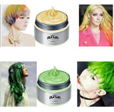 LD Pretty hair Mofajang™ Hair Color Wax Styling  Dye Wax 7 colours