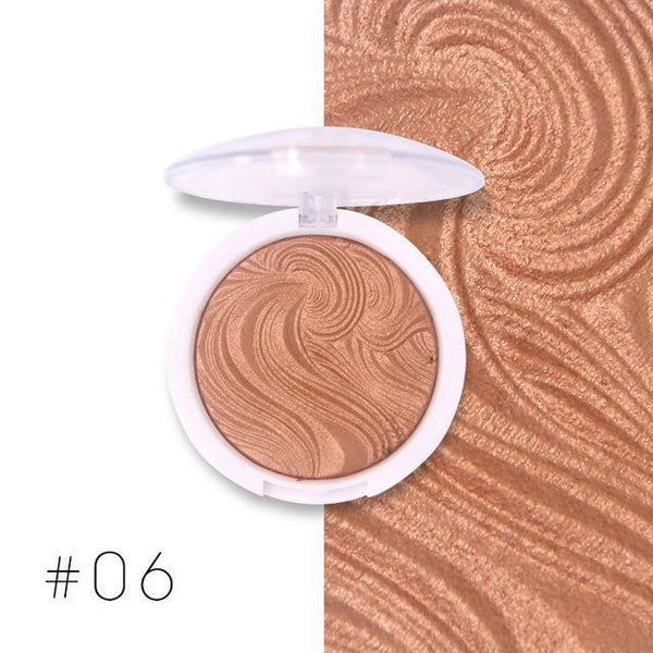 LD Pretty highlighter 6 Miss Rose Brighten Glow