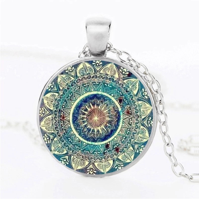 Collier Célébration Mandala - Sitali - Full Moon Yoga