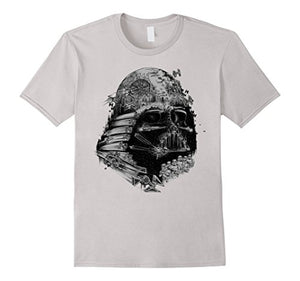 Star Wars Darth Vader Build The Empire Graphic T-Shirt