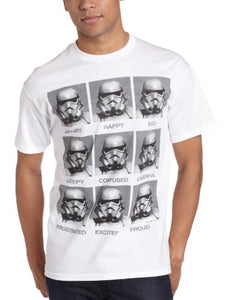 Star Wars Stormtrooper Today I Am T-Shirt
