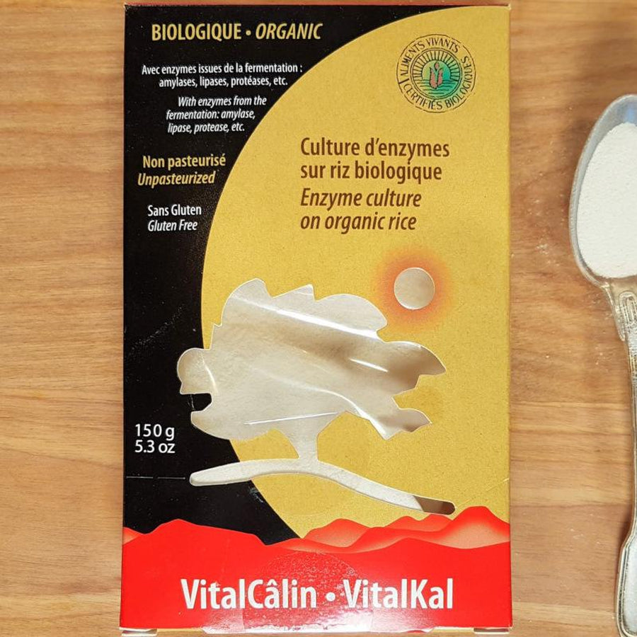 Emballage du Vitalcalin