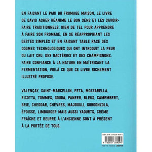Postface du livre L'Art de faire son fromage, de David Asher