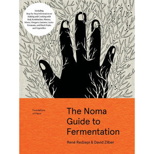 Couverture du livre The Noma Guide to Fermentation