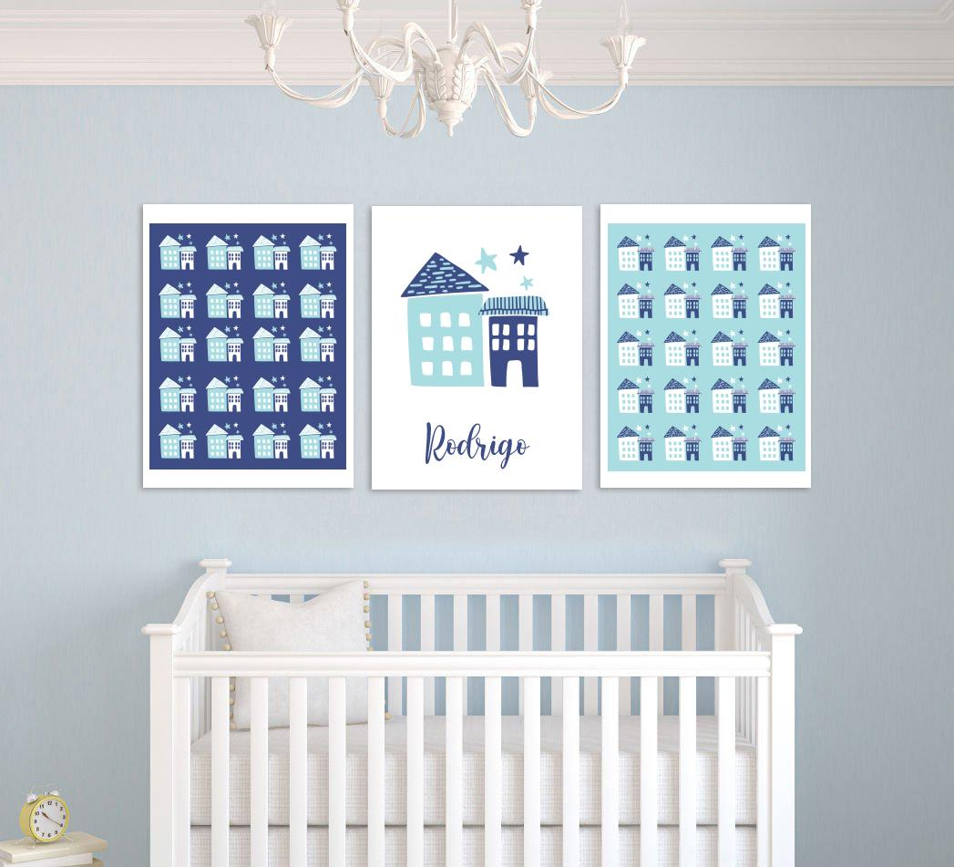 Titibela Sweet Home - 3 Pack Art