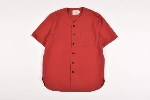 Batting Shirt Sierra Red