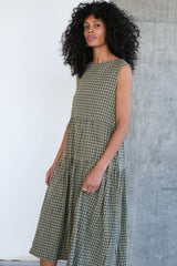 Micaela Greg Tier Dress