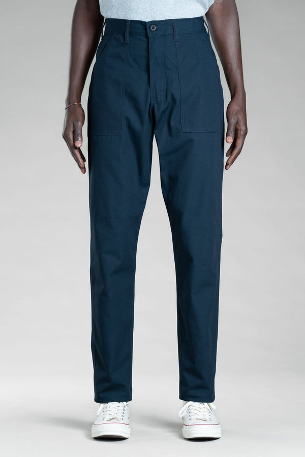 Navy Ripstop Slim Fatigue