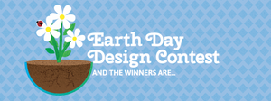 Earth Day Design Contest - The Winners!