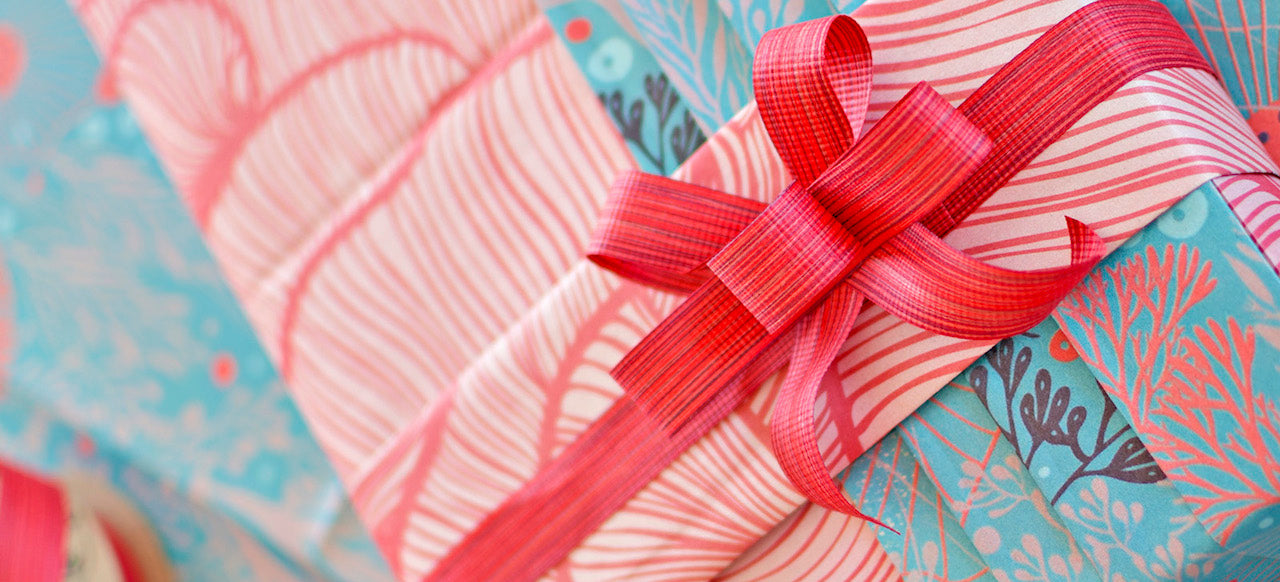 First Impressions + Tuxedo Pleat Gift Wrapping, Pt. 2