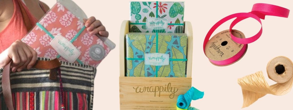 Wrappily plant-based packaging