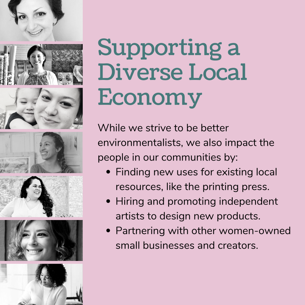Supporting a Diverse Local Economy