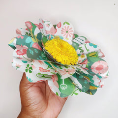 Daisy Style Paper Flower