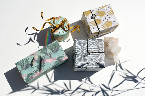 Oracle Wrapping Paper Bundle