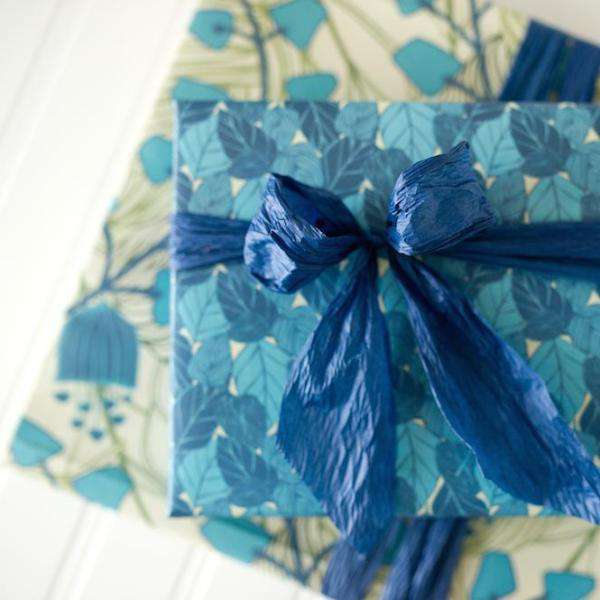 Navy (Paper Ribbon)