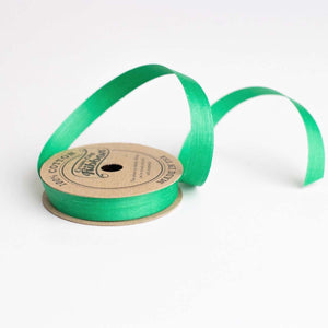 Solid Green - Cotton Curling Ribbon