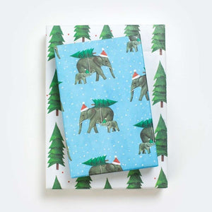Elephants By Allport Editions