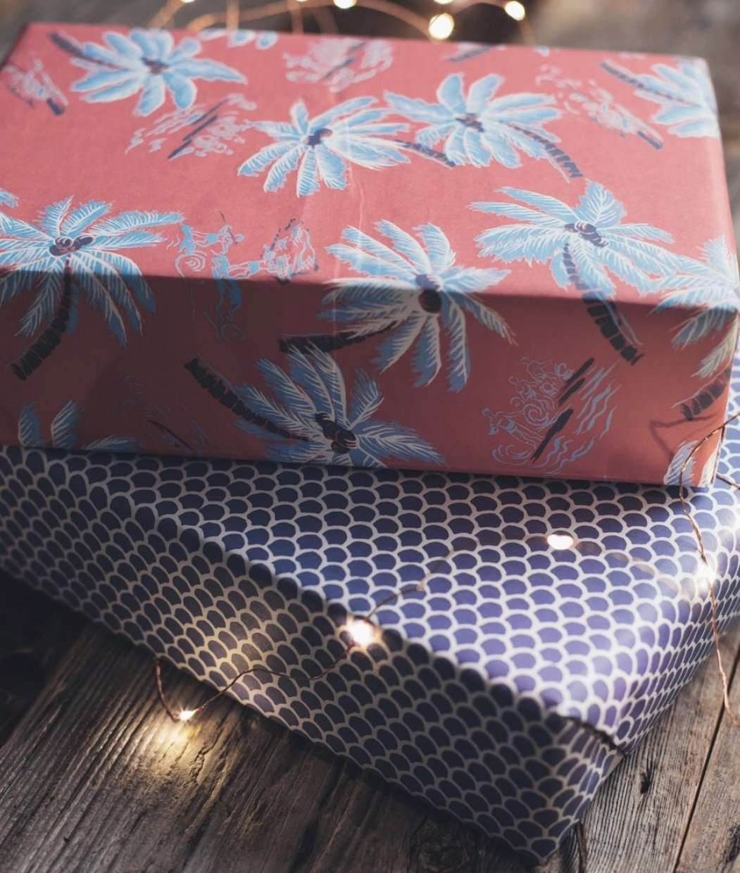 Faherty Brand - Promotional Wrapping Paper