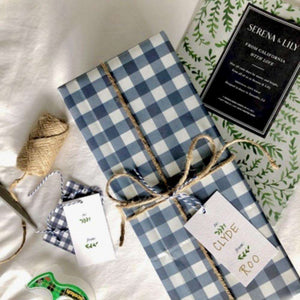 Serena & Lily - Private Label Gift Wrap