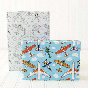 Future of Flight Gift Shop - Souvenir Gift Wrap