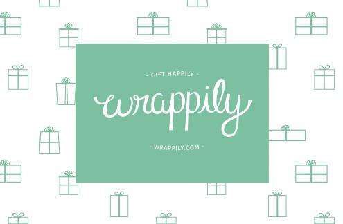 Wrappily Gift Card - Gift Happily!
